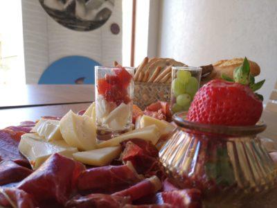 Nidos de Carnota Desayuno1