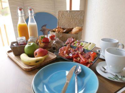 Nidos de Carnota Desayuno11