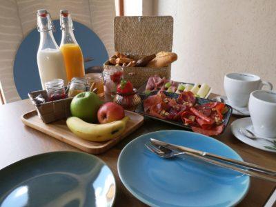 Nidos de Carnota Desayuno7
