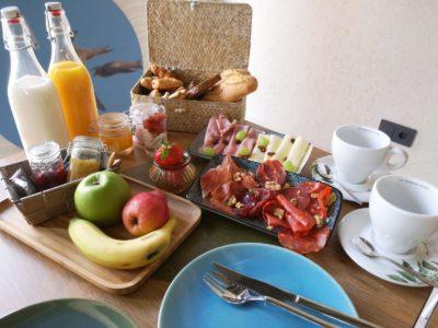 Nidos de Carnota Desayuno9